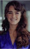 Brooke Shields PHOTO POSTCARD 1 - Mujeres Famosas
