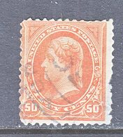 US  260  Fault    (o)   1894  Issue - 1847-99 General Issues