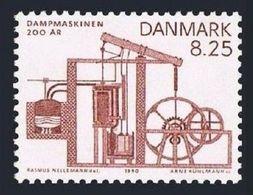 Denmark 912,MNH.Michel 972. Steam Engine,build By Andrew Mitchel,200th Ann.1990. - Denmark