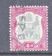 BRITISH  CENTRAL  AFRICA  47  (o) - Nyasaland (1907-1953)