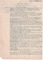 1939 ETAT DES LIEUX SAUVADET JEAN USCLADE ST JUST-PRES-BRIOUDE ROLLAND JEAN FARREYRE CHASTEL DOMAINE DE LA RODDE - France