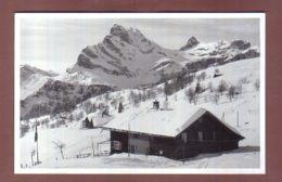 Glarus - BRAUNWALD - Kurhaus Rubschen Und Ortstock - GL Glaris