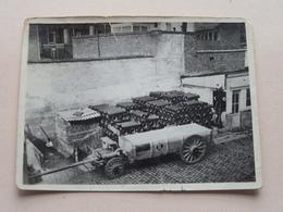 """Bouwmaterialen """" ALEX De CHAFFOY """" Haantjeslei ANTWERPEN - Old CAR / Vieux Voiture / Oude AUTO ( Zie Foto ) ! - Métiers"""