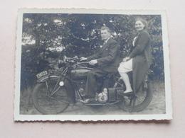 Oude MOTO ( INDIAN....... ( Zie / Voir Photo ) 1 Stuks ! - Automobiles