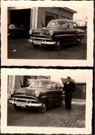 ! 5 Photos, Fotos, Opel PKW, Auto, Car, Voiture, Format 9,5 X 7cm - Automobiles