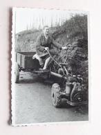 Oude / Old TRACTOR  ( Zie / Voir Photo ) ! - Automobiles