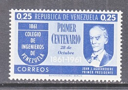 Venezuela  801    **  SCIENCE  ENGINEER - Venezuela