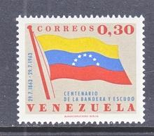 Venezuela  836    **   FLAG - Venezuela