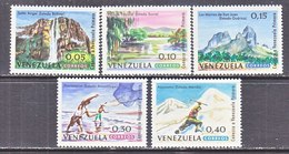 Venezuela  860-64    **   TOURISM - Venezuela