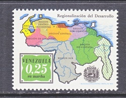Venezuela  1056   **   MAP - Venezuela