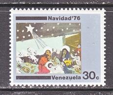 Venezuela  1162    **   CHRISTMAS - Venezuela