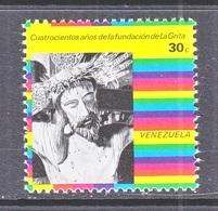 Venezuela  1165    **   RELIGION  CRUCIFICION - Venezuela