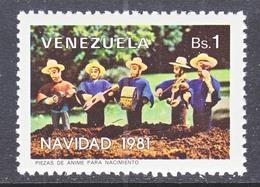 Venezuela  1254    **   CHRISTMAS - Venezuela