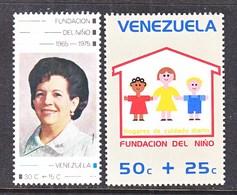 Venezuela  B 4-5    **   CHILDRENS  FOUNDATION - Venezuela
