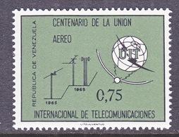 Venezuela  C 908    **   I.T.U. - Venezuela