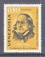 Venezuela  C 960    **   JOURNALIST - Venezuela