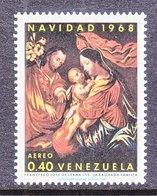 Venezuela  C 998    **   CHRISTMAS - Venezuela