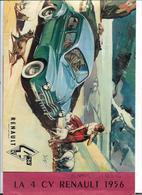 La 4 CV Renault 1956 - Auto/Moto
