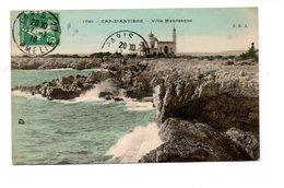 06 - CAP-D'ANTIBES . VILLAS MAURESQUES - Réf. N°19206 - - Antibes
