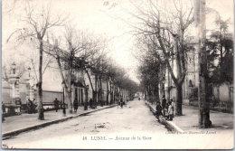 34 LUNEL - Avenue De La Gare - Lunel
