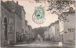 34 SAINT PONS - Avenue De Castres. - Saint-Pons-de-Mauchiens