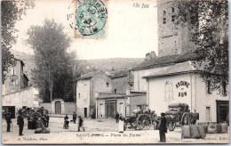 34 SAINT PONS - Place Du Foiral. - Saint-Pons-de-Mauchiens