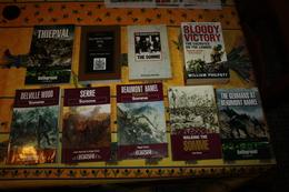 Lot Livres En Anglais Bataille De La Somme 1916 - Guerre 1914-18