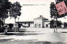 Cosne - Sur - L'oeil  - La Gare - Montlucon