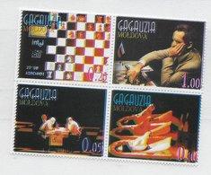 Moldova Gagauzie 1997; Chess Ajedrez - Moldavia