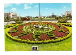 PILIPINAS - MANILA, RADO Flower Clock, Blumenuhr - Philippinen
