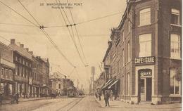23 MARCHIENNE-AU-PONT : Route De Mons - Cachet De La Poste 1923 - Charleroi