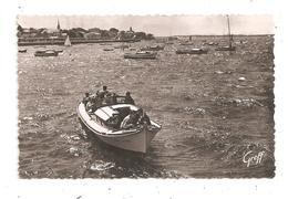 Bassin D'Arcachon-Retour Du Cap Ferret (C.7308) - Zonder Classificatie