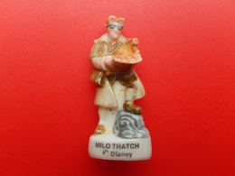 Fève -  DISNEY - MILO THATCH - Disney