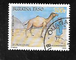 TIMBRE OBLITERE DU BURKINA DE 2011 N° MICHEL 1943 - Burkina Faso (1984-...)