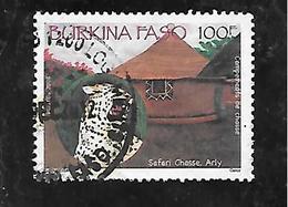 TIMBRE OBLITERE DU BURKINA DE 2008 N° MICHEL 1911 - Burkina Faso (1984-...)