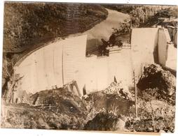 Photo Photographie Nouvelle Calédonie Barrage De Yaté Octobre 1958 - Places