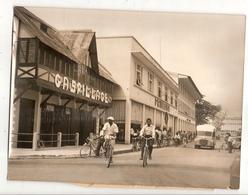 Photo Photographie Afrique Cameroun Indépendant  Décembre 1959 Douala  Printania Gaspillage - Places