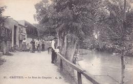 CPA - 94 - CRETEIL - Le Bras Du Chapitre - 11 - Creteil