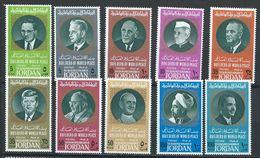 Jordanie YT 563-564 XX / MNH - Jordanie