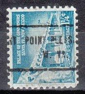 USA Precancel Vorausentwertung Preo, Locals West Virginia, Point Pleasant 713 - Vereinigte Staaten