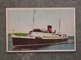 ISLE OF MAN STEAM PACKET CO SNAEFELL - Ferries