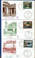 ITALIA - FDC FILAGRANO  1975 -   TURISMO - 6. 1946-.. Repubblica
