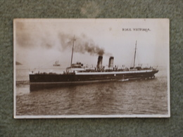 ISLE OF MAN STEAM PACKET CO VICTORIA RP - Ferries