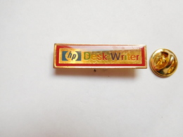 Beau Pin's , Informatique , HP Desk Writer , Hewlett Packard - Computers
