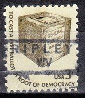 USA Precancel Vorausentwertung Preo, Locals West Virginia, Ripley 734,5 - Vereinigte Staaten