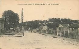 """CPA FRANCE 94 """"Villeneuve Saint Georges, Lotissement Du Chateau De Belleplace"""" - Villeneuve Saint Georges"""