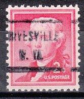 USA Precancel Vorausentwertung Preo, Locals West Virginia, Rivesville 613 - Vereinigte Staaten