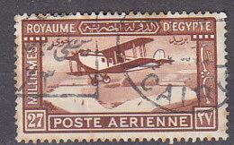 A0772 - EGYPTE EGYPT AERIENNE Yv N°2 PLIE' - Poste Aérienne