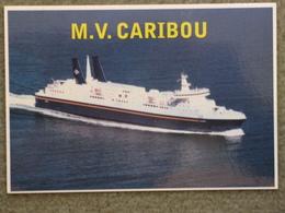 MARINE ATLANTIC CARIBOU OFFICIAL - Ferries