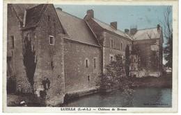 37 - Luzillé - Chateau De Brosse - France
